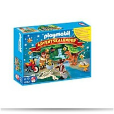 Advent Calendar Dinosaur Expedition