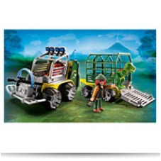 Playmobil Transport Vehicle With Baby