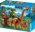 brachiosaurus long neck collects trees includes