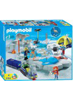 Playmobil Expedition Base Camp Set